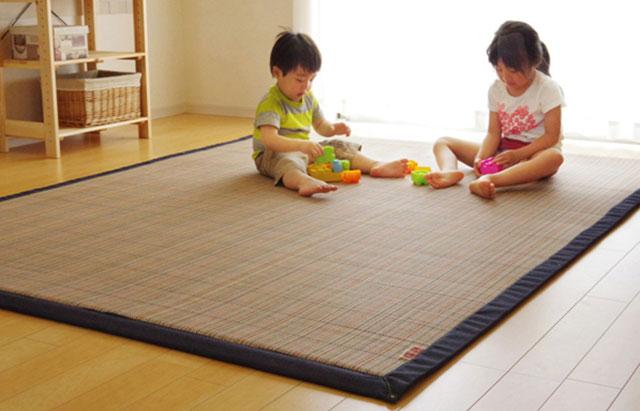 竹カーペット