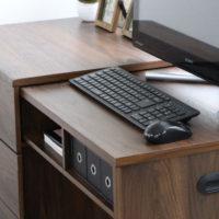 ママにおすすめの机はこちら!専用の作業スペースに!